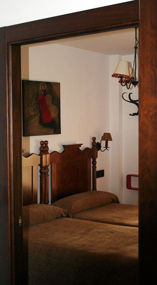 Apartment 2. Doble room.
